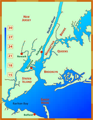 harbor map